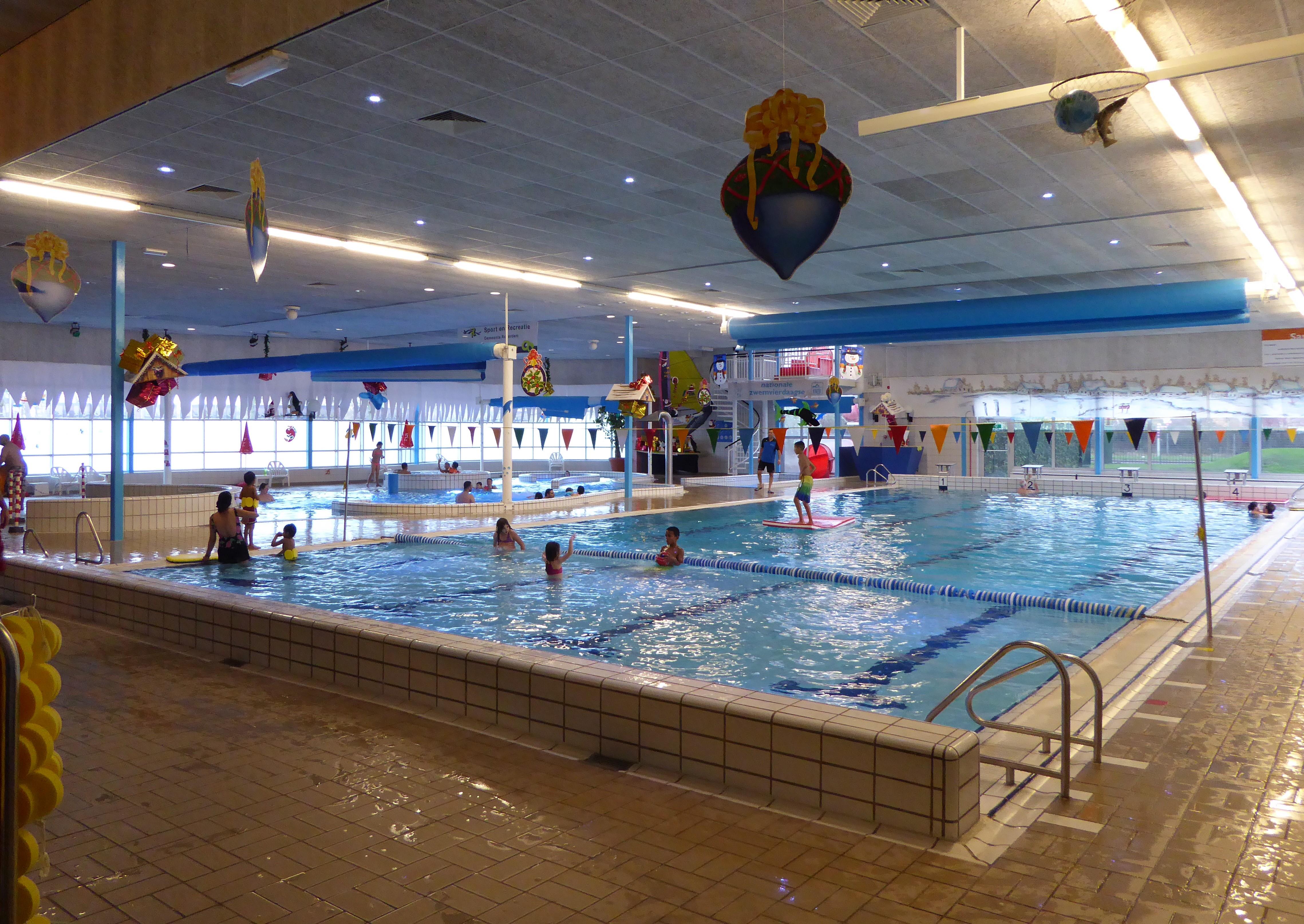 zwemmen aquapark nederland